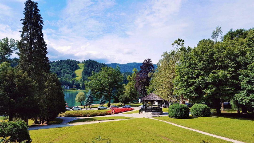 Lacul Bled din slovenia 3