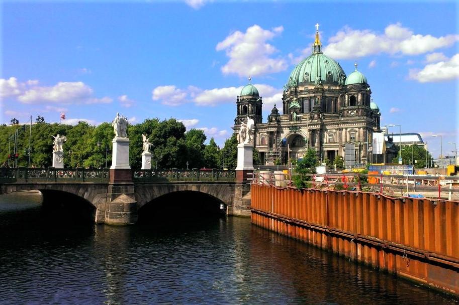 atracții turistice din Berlin-insula muzeelor