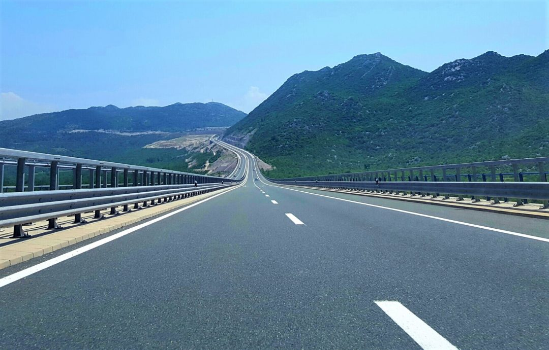 autostrada prin croatia