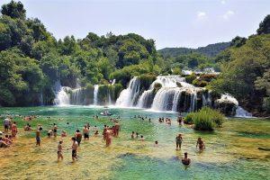 vacanta în croatia-krka