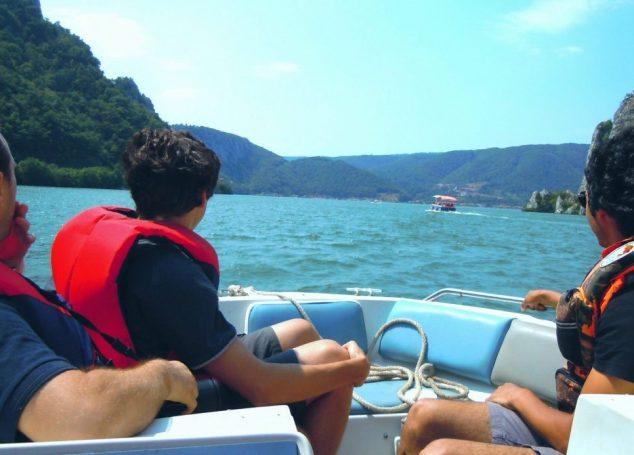 Excursie la Cazanele Dunării