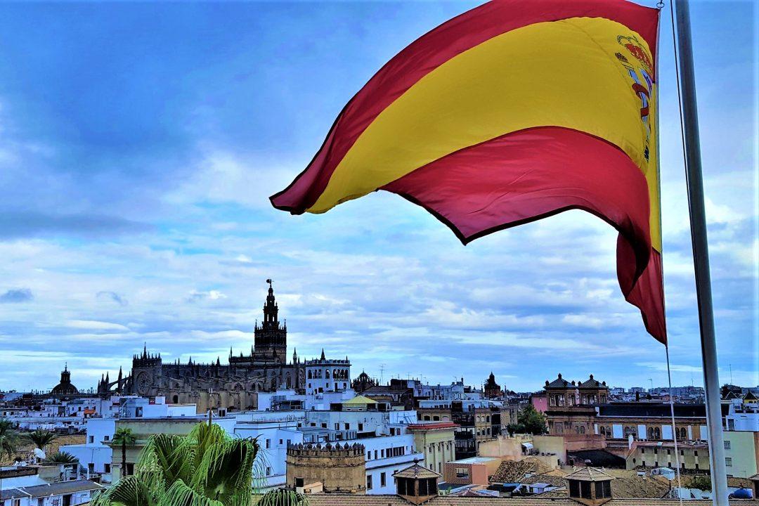 steag, vacanta in sudul Spaniei