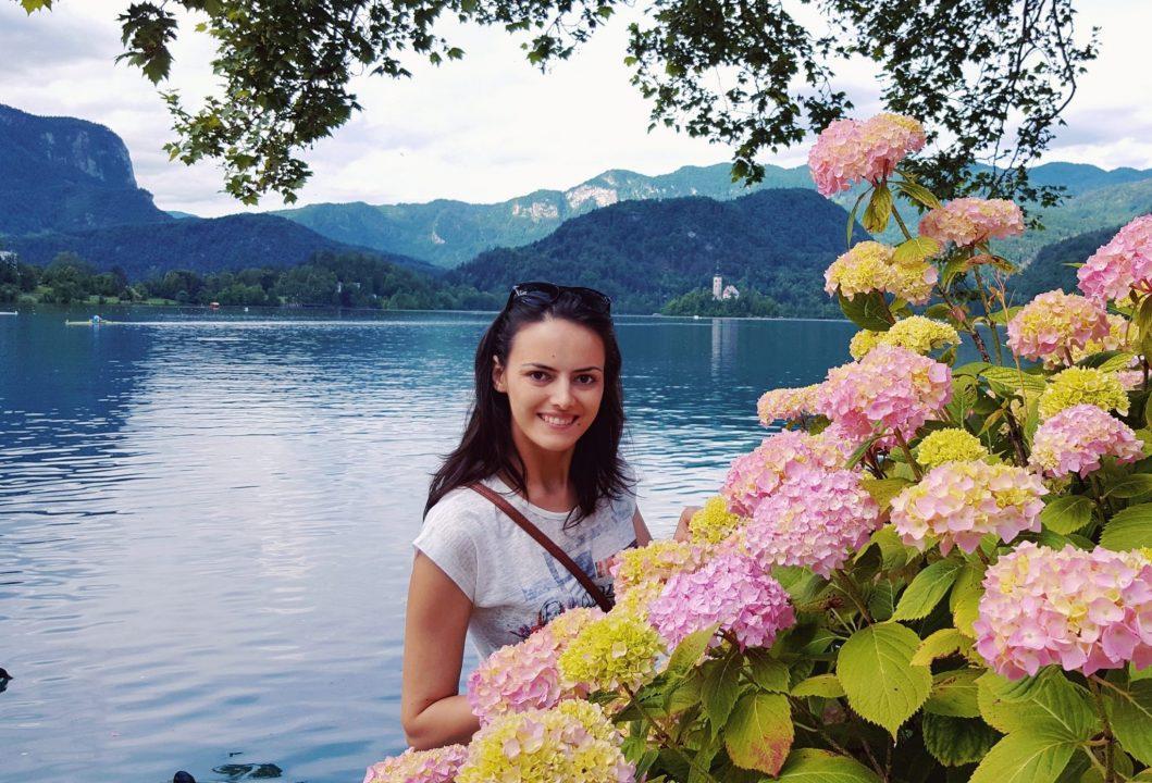 obiective turistice din Slovenia- lacul bled
