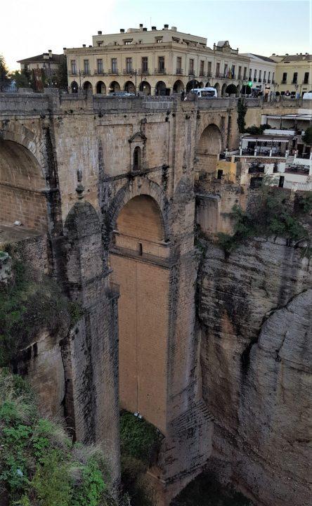impresii din ronda pod