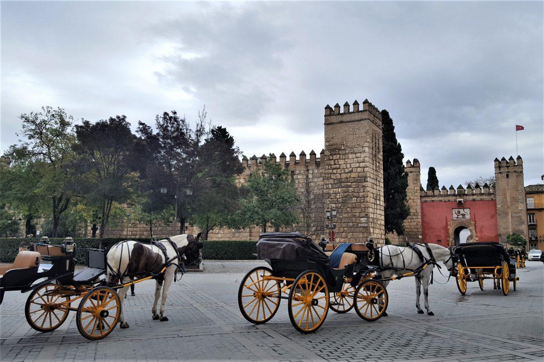 atractii turistice din sevilia- trasuri in centrul orasului