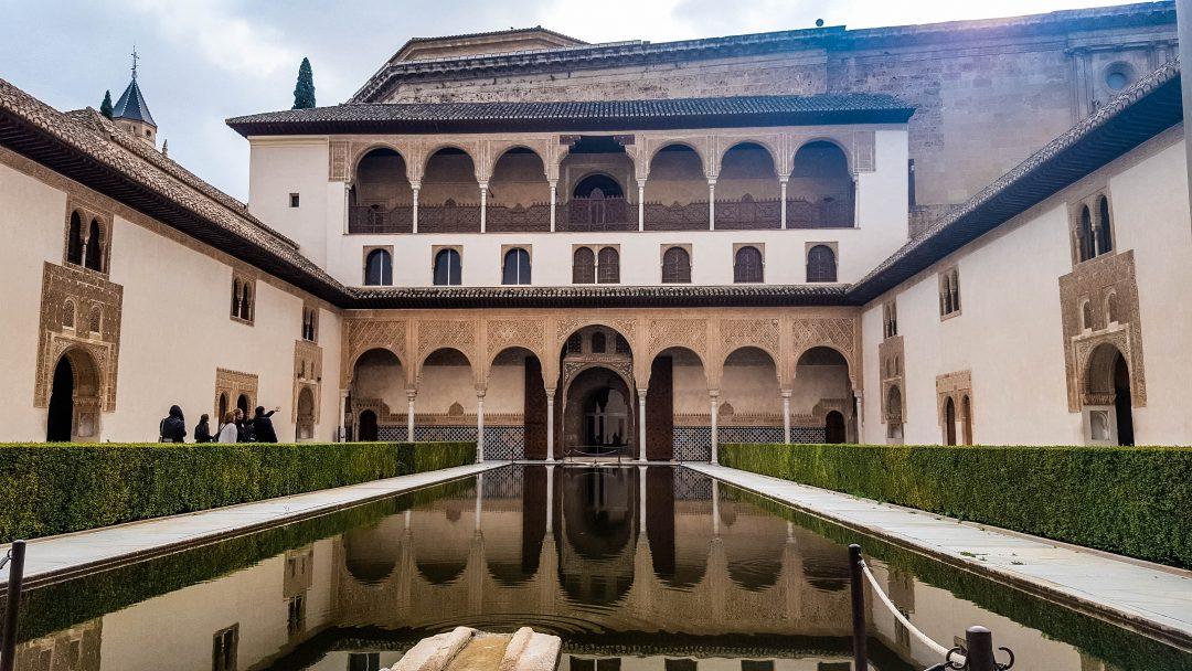 vacanta sudul spaniei-alhambra
