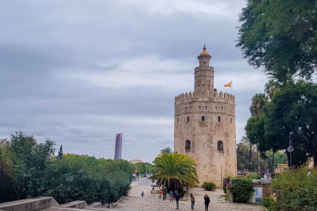 atractii turistice din sevilia-turn