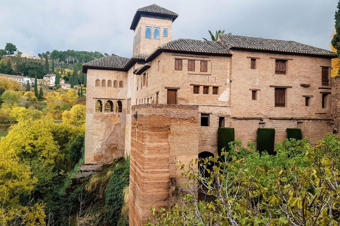 vacanta sudul spaniei andaluzia, alhambra