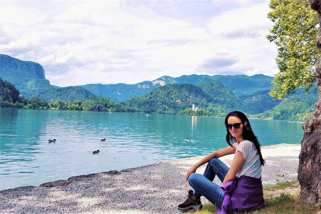 viziteaza lacul bled din slovenia