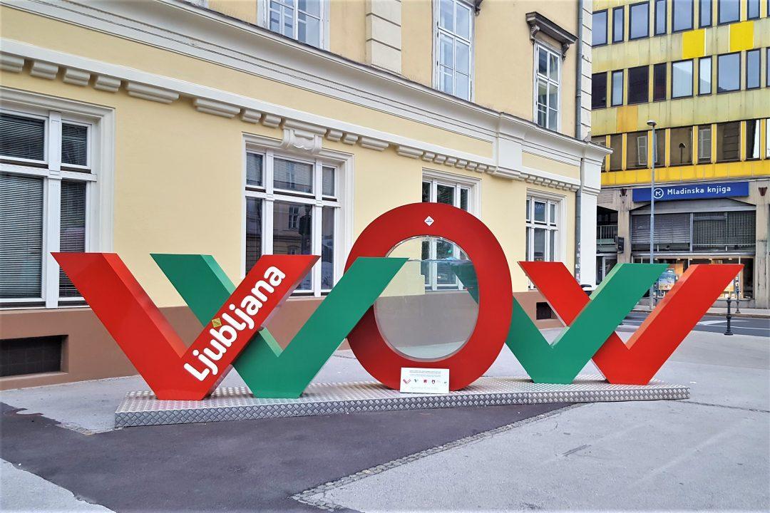 Obiective turistice din Ljubljana, Slovenia