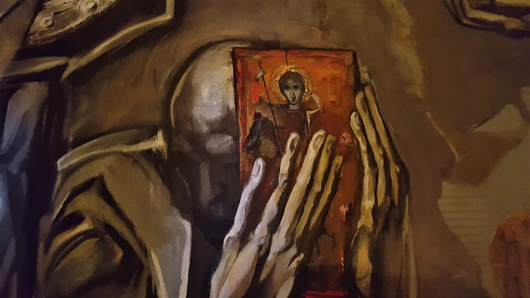 pictura din catedrala patriarhala veliko tarnovo