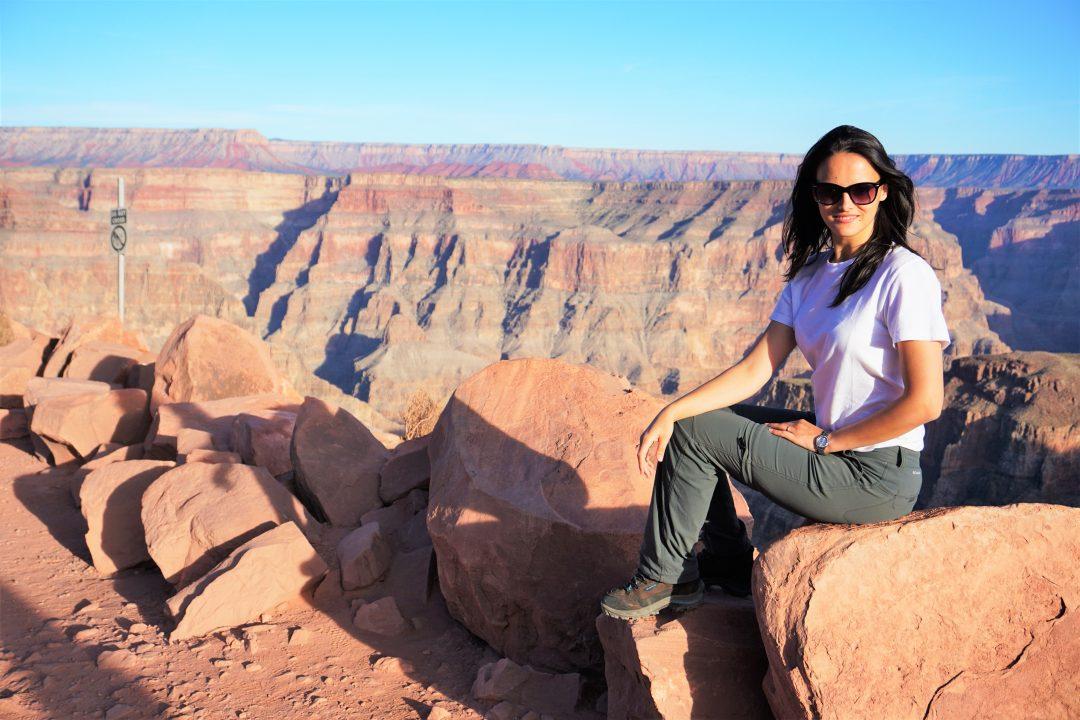 Excursie la Marele Canion West Rim la apus