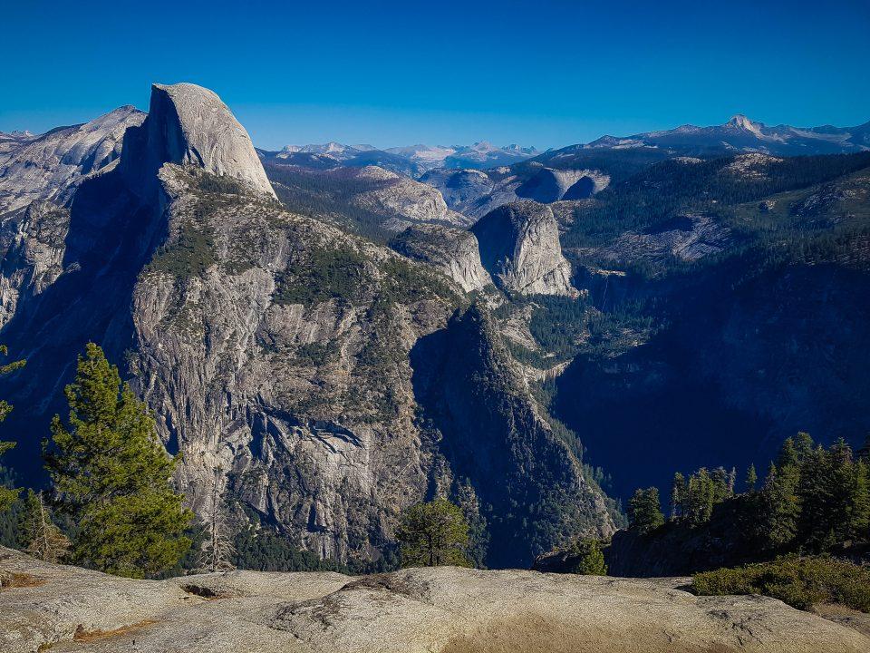 munti din California