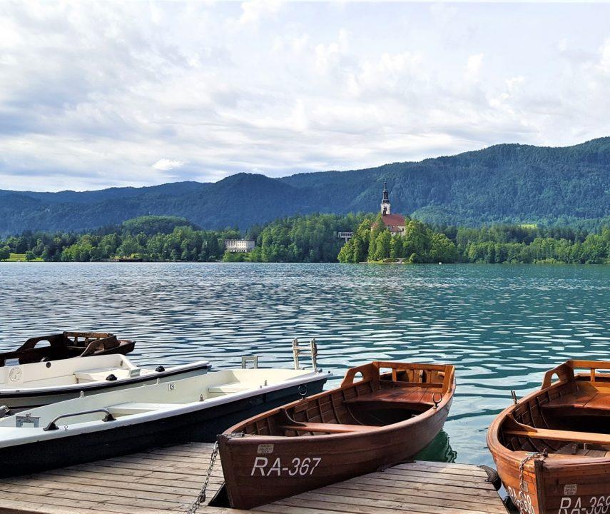lacul beld din slovenia
