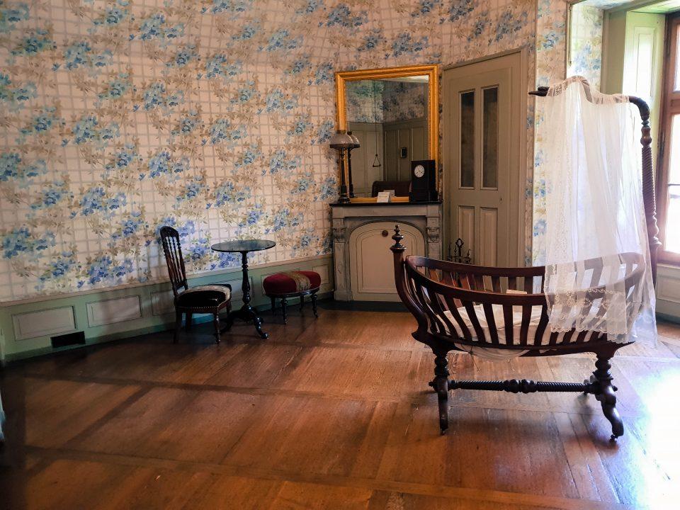 camera copilului-castel