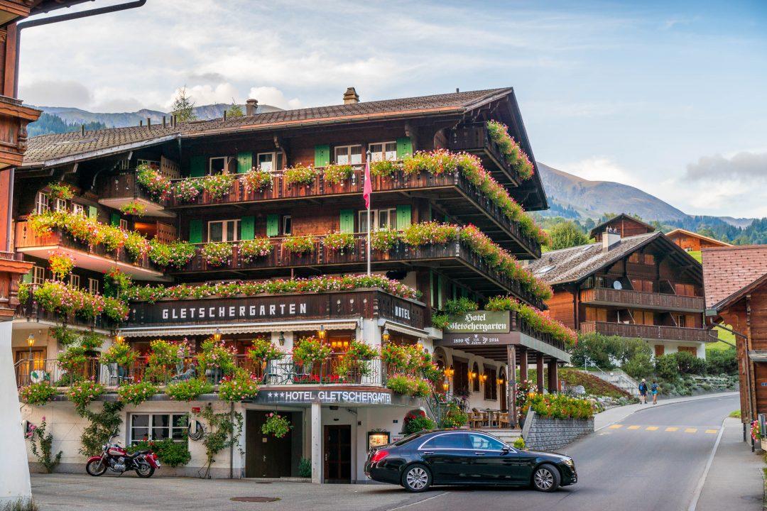 hotel restaurant grindelwald