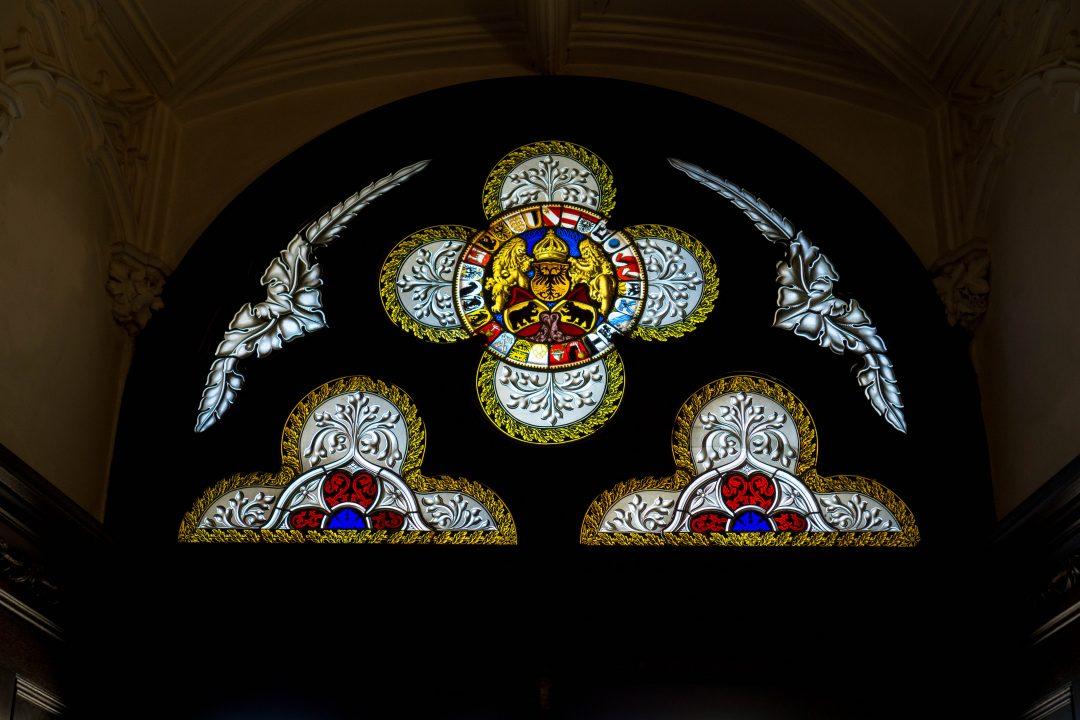 vitralii castel elvetia