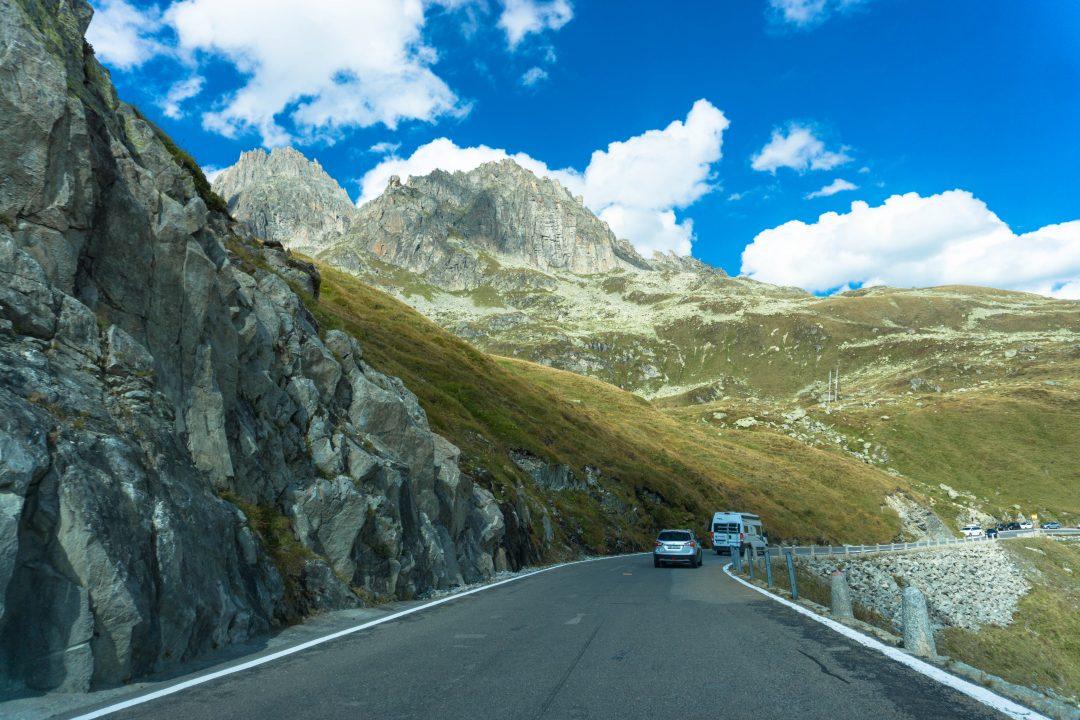 drum prin munte