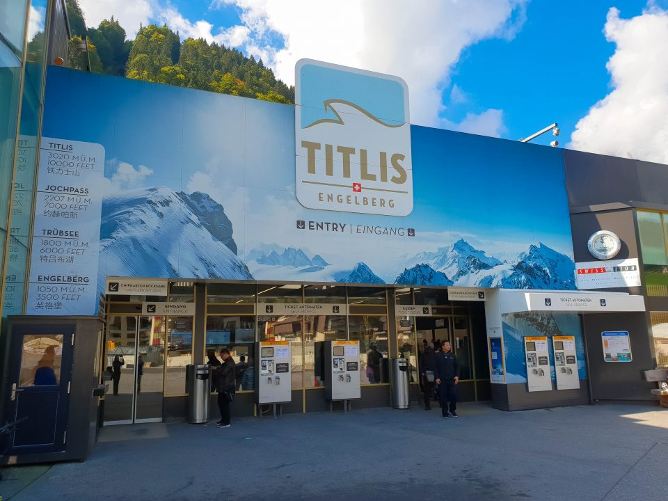 titlis-baza muntelui